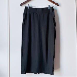 Smash + Tess midnight black Audrey pencil skirt